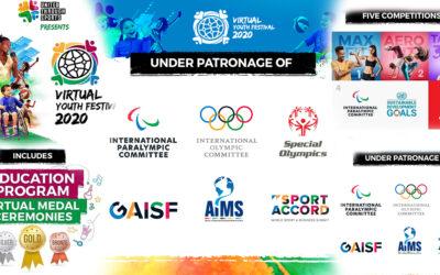 Ολοκλήρωση Παγκόσμιου Διαδικτυακού Φεστιβάλ United Through Sports.